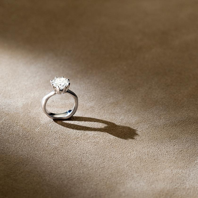 Skrein Verlobungsringe Diamantringe Aus Fairem Gold Wien