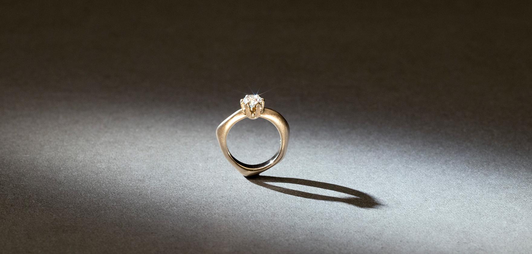 SKREIN* Verlobungsringe & Diamantringe aus Fairem Gold – Wien
